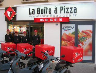46 millions d euros de ca pour la bo te pizza en 2010. Black Bedroom Furniture Sets. Home Design Ideas