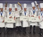 Matthieu Otto remporte le Bocuse d'Or France 2017