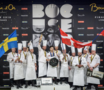 Carton plein scandinave au Bocuse d'Or