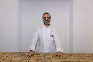 Massimo Bottura rejoint le think-tank culinaire de Servair