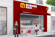 Burger Bar by Quick arrive à Paris