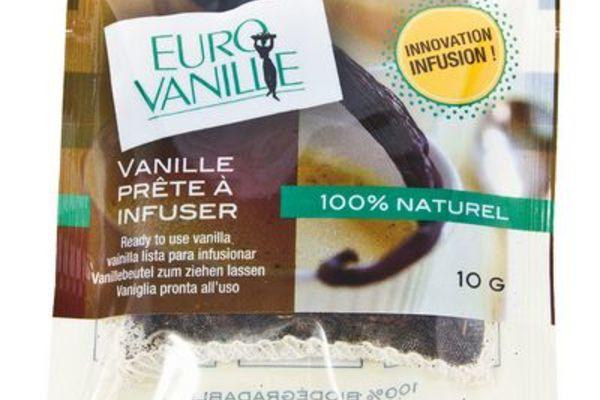 SIAL 2014 : Vanille à infuser