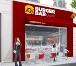 Quick passe à l'offensive avec sa nouvelle enseigne « Burger Bar By Quick »