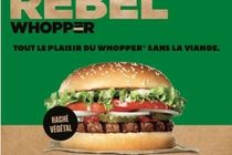 Burger King dégaine son Rebel Whopper