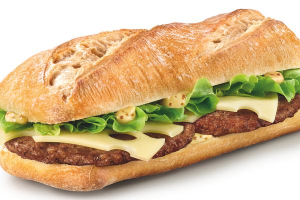 McDonald's France lance son McBaguette, en plein reconfinement