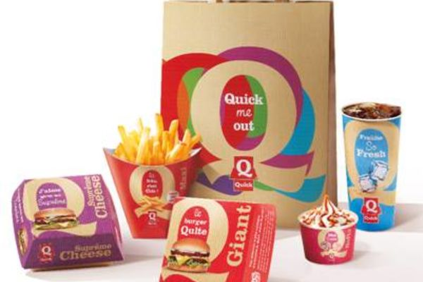 Quick repense tout son packaging