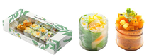 La Veggie box par Sushi shop et Alain Milliat