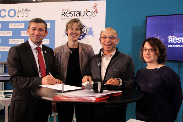 Restau'co s'engage dans la rédaction d'un accord collectif pour la restauration sociale