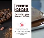Ouverture de la Chocolaterie solidaire de La Table de Cana Paris