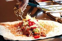 Barburrito, la tortilla mexicaine healthy