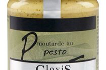 Moutarde au pesto par Clovis