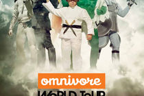 L'Omnivore World Tour lancé officiellement