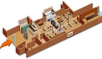 baron lef vre une cuisine de caract re chez les nantais. Black Bedroom Furniture Sets. Home Design Ideas