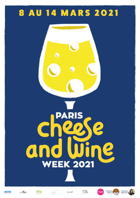 Paris Cheese & Wine Week se tiendra du 8 au 14 mars prochain