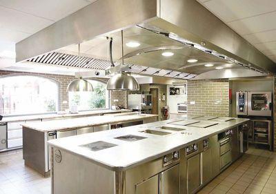 Tendance le show cooking ou cuisines ouvertes quelles for Cuisine ouverte erp