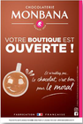 La chocolaterie Monbana adopte le Click & Collect
