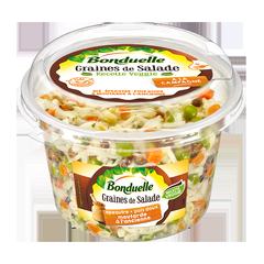 Bonduelle lance les Graines de Salade 100% veggie