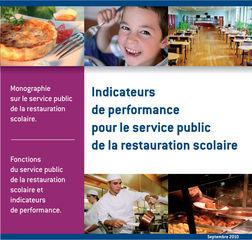 Des indicateurs pour valuer la restauration collective for Societe de restauration collective scolaire