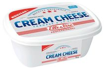 Cream cheese made in France