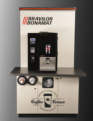 Bravilor lance son Coffee corner