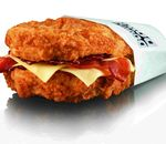 Double Down : le sandwich sans pain signé KFC