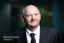 Disparition de Richard Cousins, Pdg de Compass Group