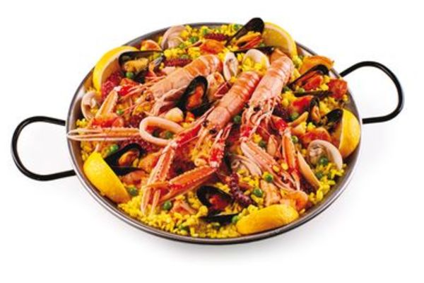La Paella Aux Couleurs De L Espagne